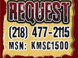 request (218) 477-2115